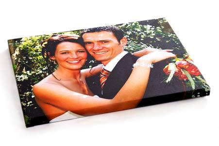 Stampe su tela le tue fotografie come complemento di for Tele d arredo