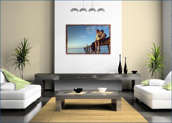Foto su legno in diversi formati